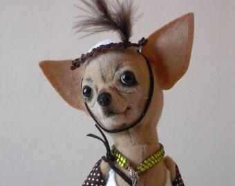 Portrait-dog Gracie