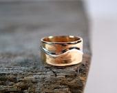 Mens Wedding Band - Mens Wedding Ring - Mens Gold Wedding Band - Mens Gold Wedding Ring - Mens Rings