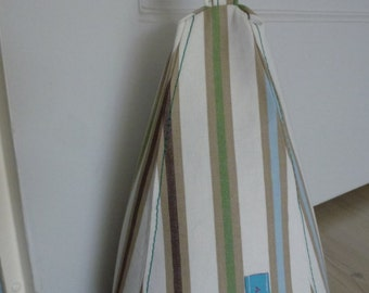 Cone Shaped Fabric Door Stopper