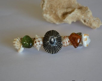 Seashell Hair Accessories ... Shell Hairpin (1057)