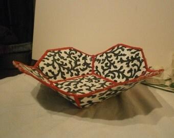 Bowl Reversible Fabric