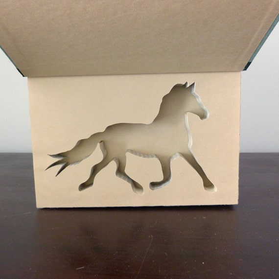 Horse Book Safe - Hollow Book - Wuthering Heights - Bronte