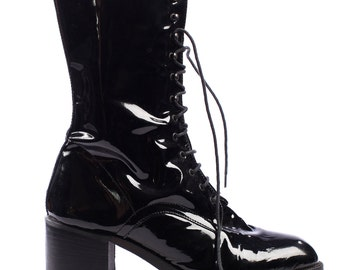 Popular Items For Goth Boots On Etsy