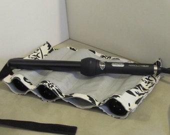 Curling Iron Travel Case - Heat Resistant