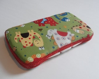 Baby Wipes Case, Travel Baby Wipes Case In Dinosaur Print