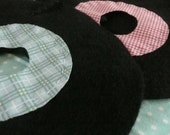 Record Felt / Fabric Banner Bunting - for Party and Decoration - Made to Order