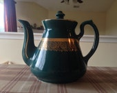 Vintage Hall China Philadelphia Style Teapot
