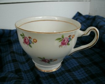 Made in England Bone China Cup, Clare