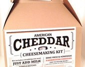 CHEDDAR CHEESE KIT