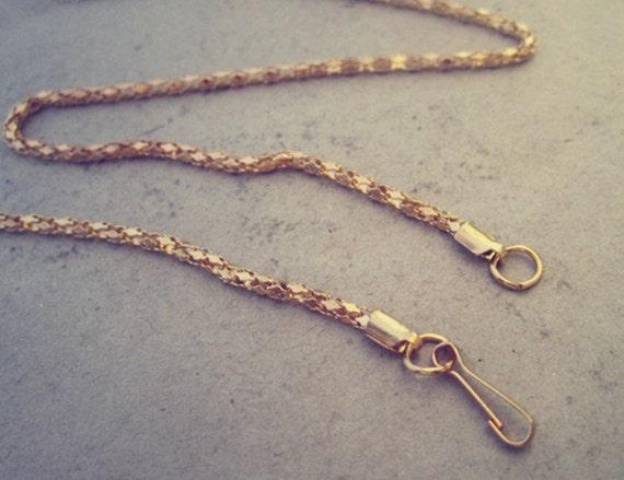 20pcs 42cm gold color Hollow Out Link  chain 2mm