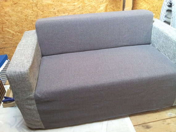 Slipcover For Klobo Sofa From IKEA Strong By KustomCovers