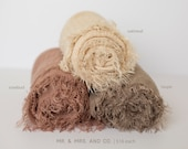 Newborn Photography Prop, Newborn Knit Wrap, Newborn Layering Fabric, Newborn Photo Prop, Stretch Wrap