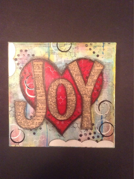 canvas art ideas 6x6 mixed media canvas with 30287
