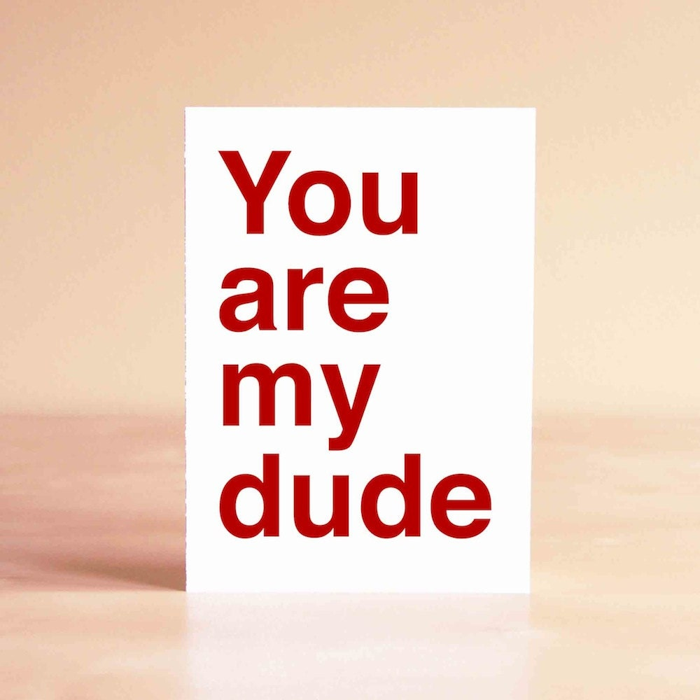 Funny valentine card anniversary