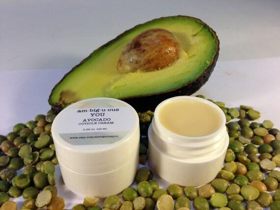 Avocado Cuticle Cream
