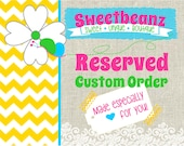 Reserved Custom Listing for Tasha... Two Custom Personalized Purse Clips, Teacher Gifts