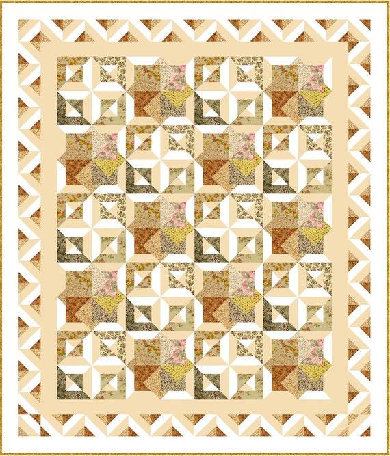 Garden of eden quilt addicts patchwork quilt pattern for Garden of eden xml design pattern