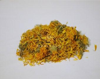 Calendula / Marigold Flower (Calendula officinalis)