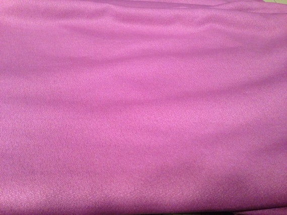 Purple Polyester Fabric F12