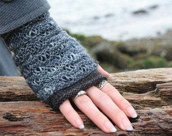 asha fingerless gloves