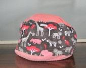 XL Safari Minky Chair
