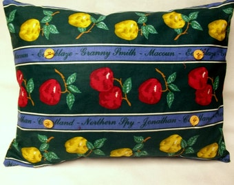 Apple Decorative Pillow Accent Pillow