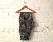 Vintage Camouflage Army Pants - Military