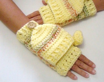 Charity Pattern - Convertible Mittens (knit)