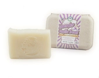 Lavender Vanilla Dream Shampoo & Conditioning Bar