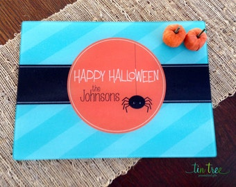 Personalized Cutting Board - Halloween, Customized Tempered Glass Cutting Board