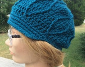 Wool Maggie Slouch Hat - Ladies - Made to Order
