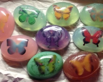 Butterfly discovery soap ~Only one Left~