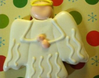 Christmas Angel Cookies (2 Dozen)