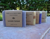 Gift Set for Her - 4 Natural Handmade Soaps or You Choose Any 4 Soaps
