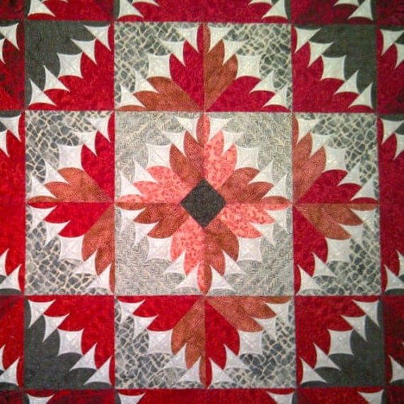 Sunflower Power Pdf Quilt Pattern By Jbquiltdesigns On Etsy