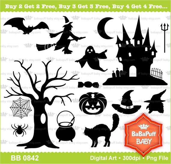 halloween clipart invitations - photo #37