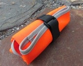 Bicycle Tool Roll - Orange