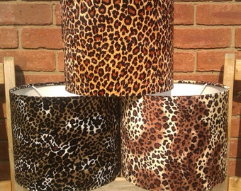 Popular Items For Leopard Lamp On Etsy