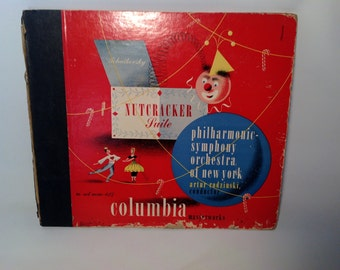 Nutcracker suite conductor: Arthur Rodzinski