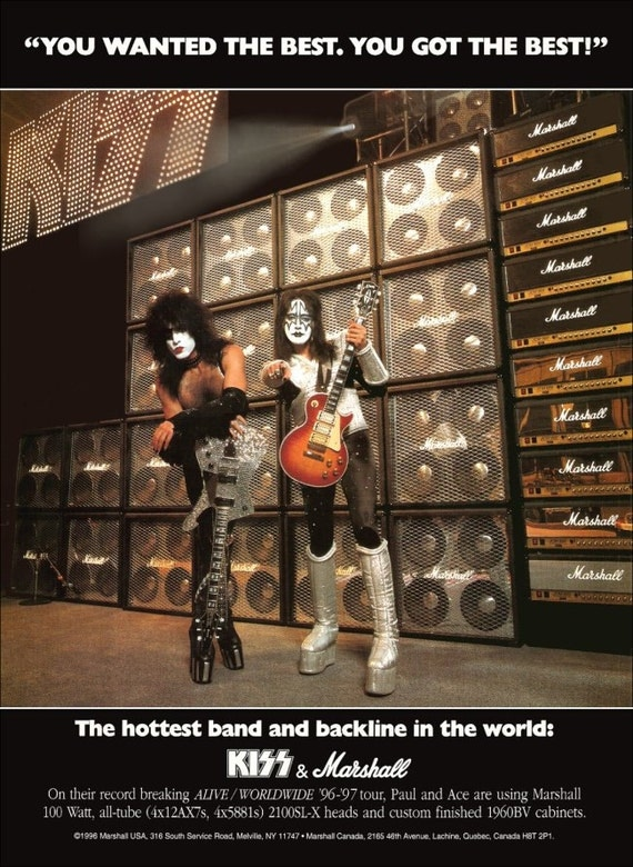 Kiss Memorabilia Kiss Collectible Paul Stanley Ace Frehley