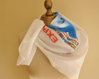 Expo 93 scarf, South Korea