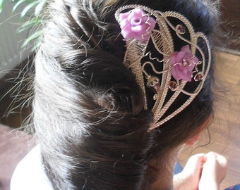 wedding accessory bridal hair comb