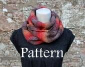 Potash crinkle infinity scarf - Listing88