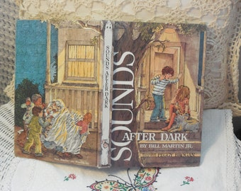 Sounds After Dark (Hardcover) 1970 by Bill Martin Jr / Peggy Brogan