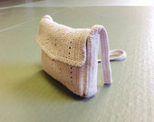 Simply Elegant Crocheted Purse (PATTERN)