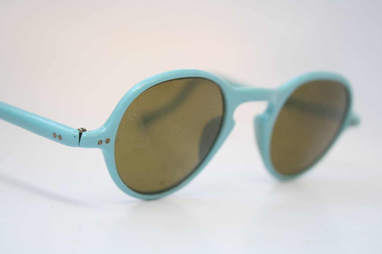 Eyeglass Frames Unique : Vintage Glasses Frames Unique Blue Sunglasses Eyeglass Frames