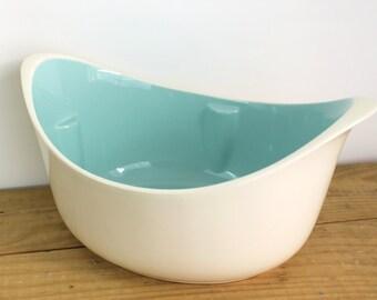 Vintage Modern Serving Bowl
