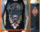 Sale! El Jefe Buffalo TANK TOP (only XL)