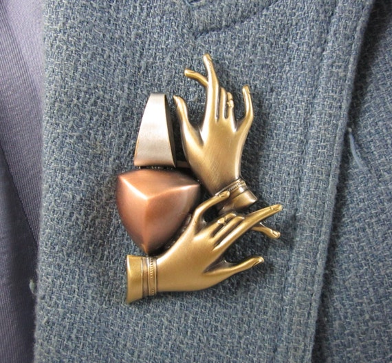 Manicurist Brooch Nail Technician Gifts For Nail Technician
