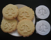 SCALES COOKIE STAMP recipe and instructions - make your own Divergent inspired Cookies